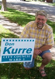 Kurre for City Coucil Ward 3